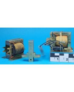 CONTROLS CO - 4-211 - Solenoid, AC. Coil: 24VAC 3A 2.4 Ohms.