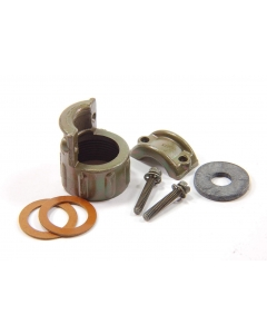 AMPHENOL - 97-3057-8 - Connector, circular. Cable clamp only.