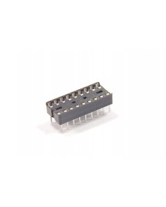 AMP INC - 4-228 - Connector, IC socket. 18 Dip. Package of 20.