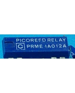 SCR DEVICES - PRME1A012A - 12VDC SPST Pico Reed relays RFE/Used
