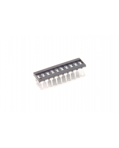 AMP INC - 1-435704-0 - Switch, dip shunt. Contacts: 10P.