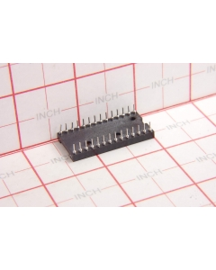 Augat - 4-278 - Connector, IC socket. 28 Dip, wide. New.