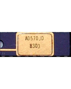 Analog Devices Inc - AD571KD - IC, A/D Converter. 10 Bit. Used.