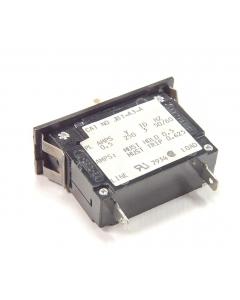 Heinemann / Eaton - JB1-A3-A - Circuit breaker. SP 0.5Amp 250VAC.