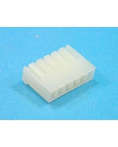 MOLEX - 4-452 - Molex 6 pin (f) Cream, Plastic