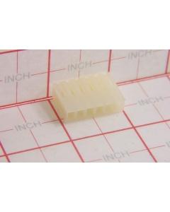 MOLEX - 4-452 - molex 6pin (f) cream, plastic