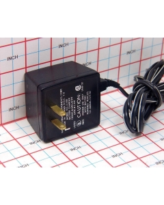INTERNAT. COMPONENTS - ICC-2-500 - Power Supply. Battery charger. 6VDC 400mA 2.4W.