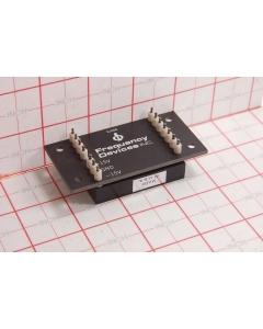 FREQ DEVICES - 780RT-3 - Active filter 20Hz-20KHz.