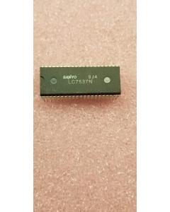 SANYO - LC7537N - IC, Electronic Volume Control, 42 Pin DIP.