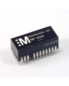 MODUPOWER - MP9003 by MPI - 5V to 12VDC 300MA DC-DC CONVERTER