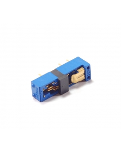 ADC TELECOMMUNICATIONS INC - PC-834-J-Blue - Connector, audio. PCB jack. Bantam.