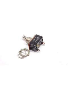 Cutler-Hammer / Eaton - 8282K13 - Switch, toggle. SPDT 3A 125V.