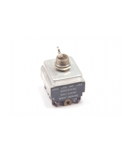 Cutler-Hammer / Eaton - 7692K63 - Switch, toggle. Contacts: 4PDT.