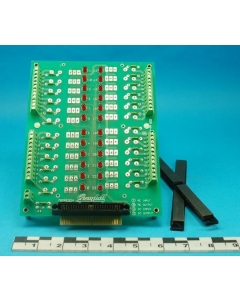 GRAYHILL - 70MRCQ24HL - Relay mounting rack/card.