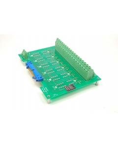 Crouzet Corp - PB-24Q-1 - Relay board. For I/O relays.