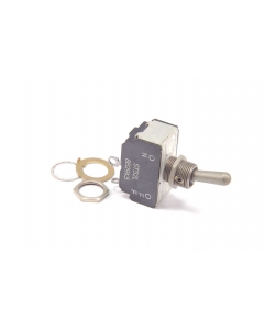 Cutler-Hammer / Eaton * - 8829K5 - Switch, toggle. Contacts: DPST.