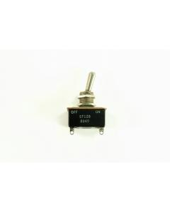 CUTLER-HAMMER - ST12B - Switch, toggle. SPST.