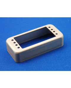 POSITRONIC - GMCT75-0R0-0 - Connectors, rectangular. 75P Hood only.