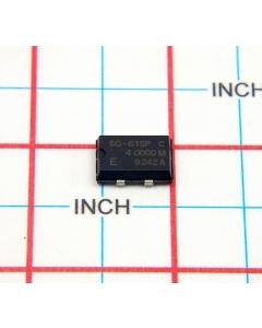 SEIKO - SG615P/4.000MHZ - Crystal oscillator. 4MHz.