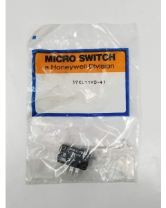 Honeywell Microswitch - 37XL11YD-43 - Switch, Micro. Hall-effect with lever.