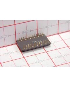 Burr Brown - ADC82AG - IC, A/D converter. High speed 8 Bit, 24 Cdip.