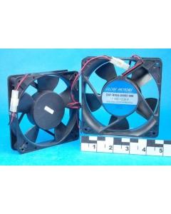 GLOBE - D47-B10A-04W2-000 - Fan, Axial. 12VDC 0.20A, 80 CFM, 20mm, RFE