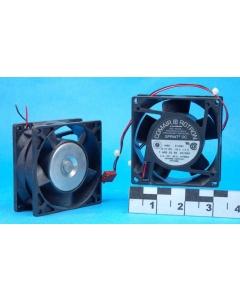COMAIR ROTRON - ST12G6X - Fan, axial. 12VDC 0.12Amp 1.4 watt, 33CFM.