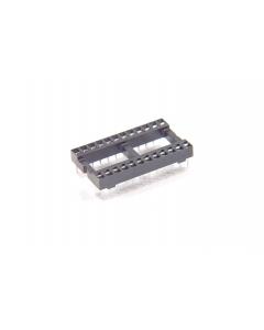 Burndy - DILB24P-108T - Connector, IC socket. 24 Dip. Package of 20.