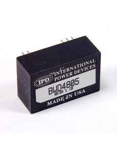 International Power Devices - BWD4805 - 48V in +/-12V Out