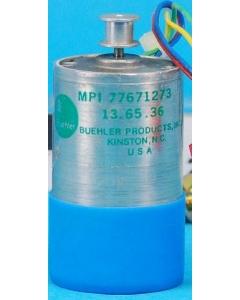 Buehler / Bühler - MPI 77671273, 13.65.36 - Precision Motors, Permanent Magnet DC. 6-24VDC, with Tach Output.
