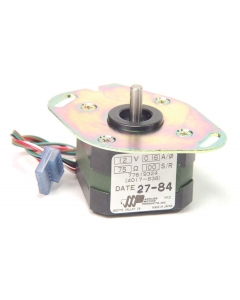 Applied Motion Products Inc - 4017-838 - Stepper Motor 12V 3.6 Deg 4-Phase