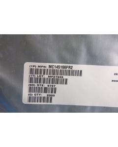 Motorola - MC145166FR2 - IC. Dual PLLs for 46/49 MHz cordless telephones.