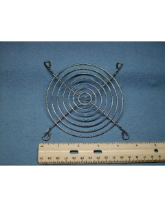 "Unidentified MFG - 5-262 4.25-INCH - Fan, accessories. Metal finger guard for 4.25""."