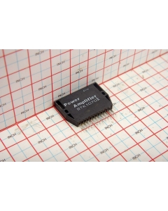 SANYO - STK1070 II - IC. Output Stage of AF Power Amplifier, 70 watt.