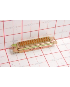 CINCH - DD-50P - Connector, D-Sub. Male 50 pin.