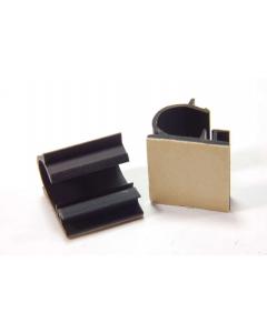 "Dek Inc/Deklip - 022-0375 - Cable clamp. 1"" x 1"". Package of 10."