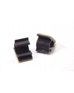 "Dek Inc/Deklip - 023-0188 - Hardware, cable clamp. 3/16"". Package of 15."