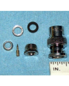 KINGS - KC59-139 - Connector, coaxial. BNC 50 Ohm.