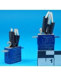 LEACH - M6106/19-016 JCD2N-103 - Relay, DC. Coil: 28VDC.