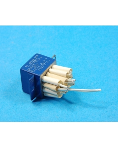 LEACH - M6106/28-019, Y2DN103 - Relay, control. Input: DC. Contacts: 4PDT.