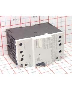 SIEMENS - 3VU1600-1MM00 - Motor starter. Manual 3-phase.