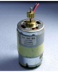 JOHNSON - HC315XLG - Motor, DC. Reversible PM 6-24VDC.