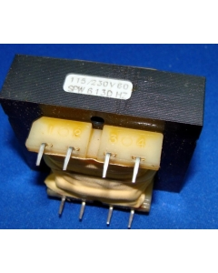 PREM - SPW613D - Transformer. 10V 2A or 20VCT 1A.