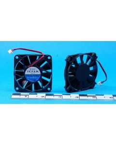 SHICOH ENGINEERING - 0610-12HHV - Fan, axial. 12VDC 0.15A.