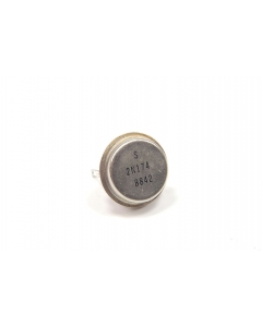 S - 2N174 - Power Transistor, PNP. T)-36. New Vintage Component.