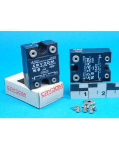 CRYDOM - D2402 - Relays, SSR. 240VAC 2.5 Amp Out. 3-32VDC In.