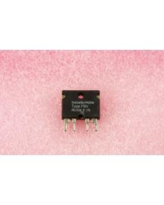 ISABELLENHUTTE - PBV-R0104 - Resistor, current sense.