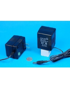 UNMARKED - MW640 - AC adapter. 6VDC 400mA.