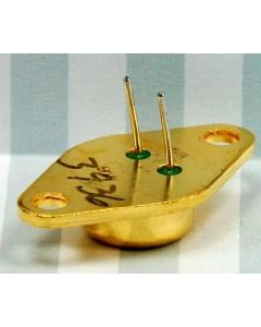 SOLITRON - JANTX2N3741 - Transistor, PNP Silicon. P/N: JANTX2N3741.