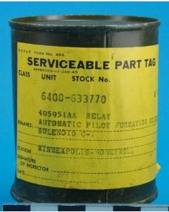 JACK & HEINTZ INC - JAHCO - 405951AA - AUTO-PILOT RELAY 12VDC 4PDT PLUG-IN 14-pin